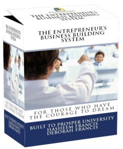 The Entrepreneur's Business Building System