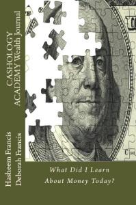 CASHOLOGY ACADEMY Wealth Journal