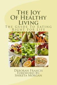 The Joy of Healthy Living Book